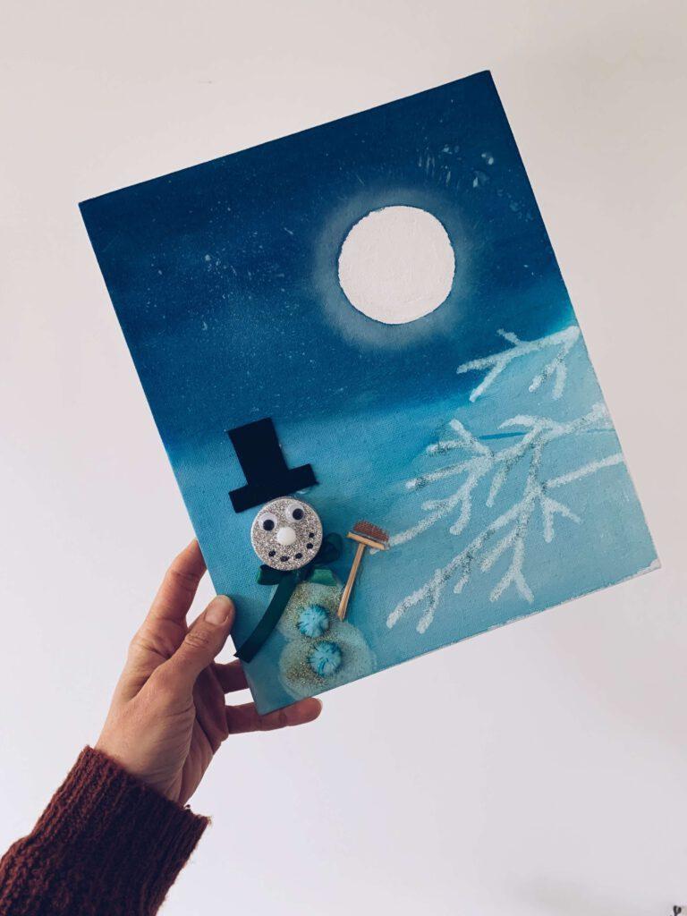 IMG 3721 2 768x1024 - 3D nieuwjaarsbrieven knutselen met kinderen