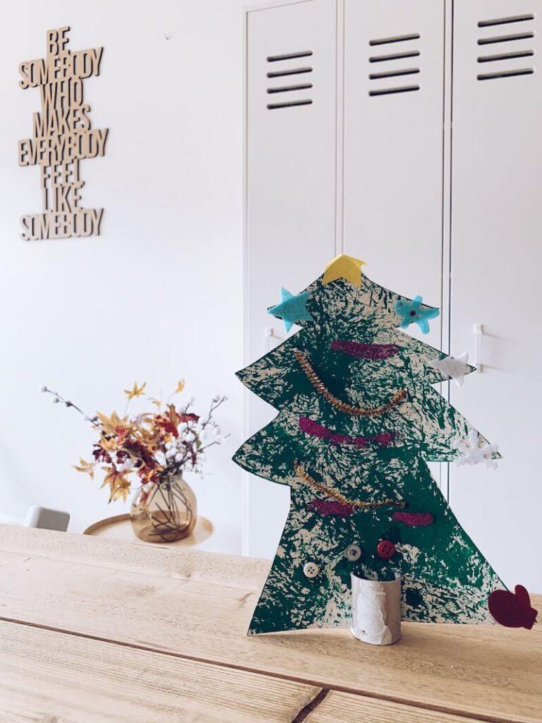 IMG 4015 768x1024 - 15+ originele ideetjes om te knutselen rond Kerst met kinderen