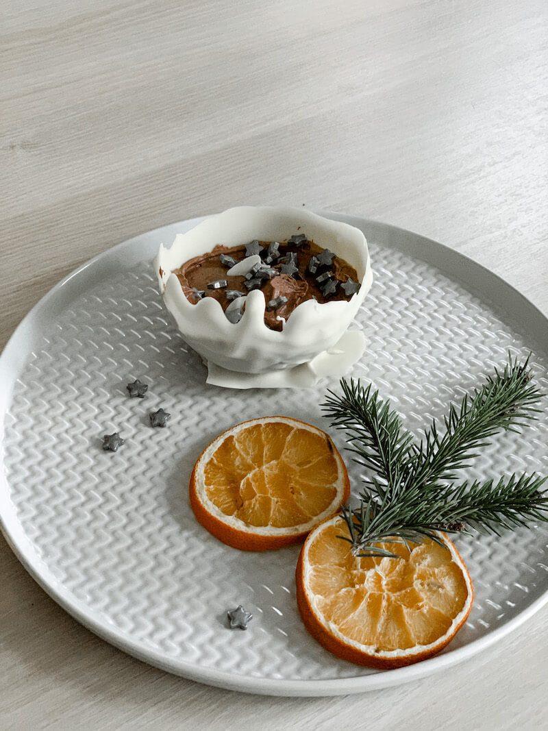 dessert voor Nieuwjaar - unicorns & fairytales