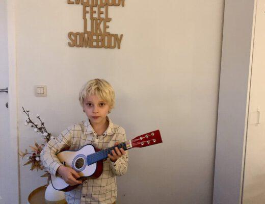 muziekinstrumenten voor kinderen - unicorns & fairytales