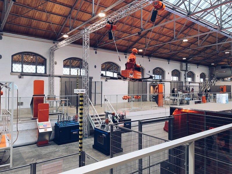 IMG 4844 - Robotland, een technologiepark voor groot én klein