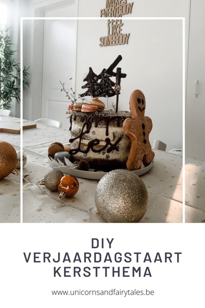 White and Black Recipes Pinterest Video Pin 7 683x1024 - Zelf een verjaardagstaart in (kerst)thema maken: tips en ideetjes.
