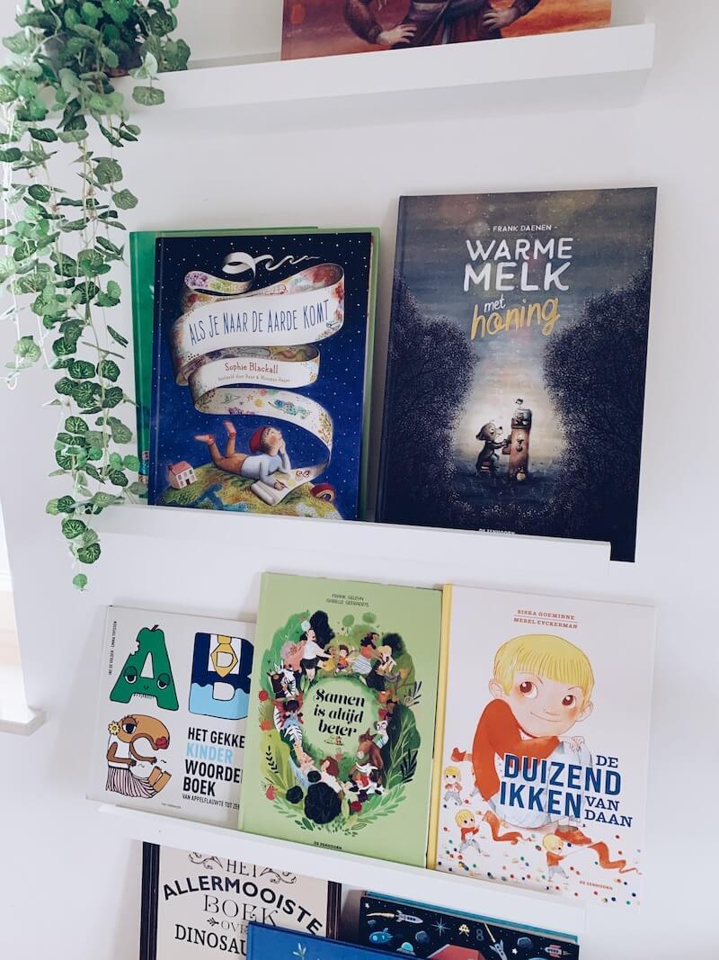 prentenboeken tips - unicorns & fairytales