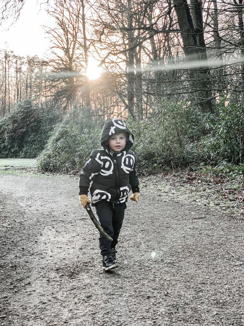 kindvriendelijke wandelingen in Antwerpen - unicorns & fairytales