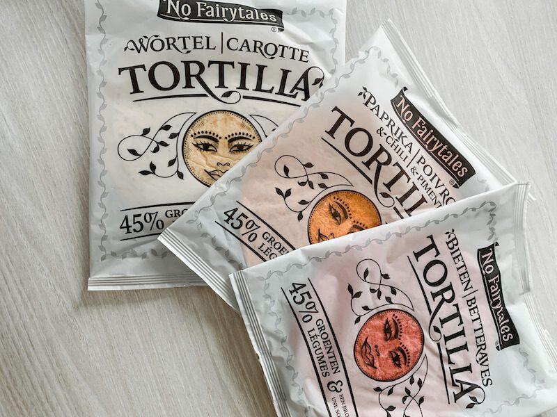 recepten met tortilla's - unicorns & fairytales