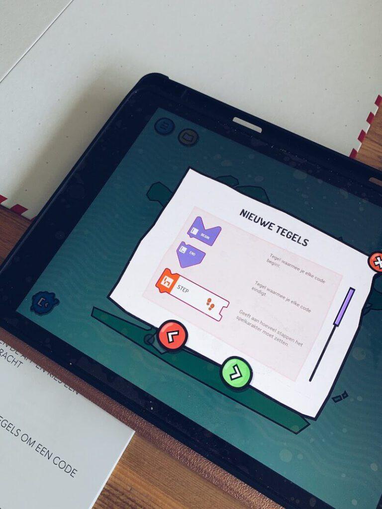 IMG 5593 768x1024 - Kinderen de stappen van het programmeren leren met Scottie Go & WIN