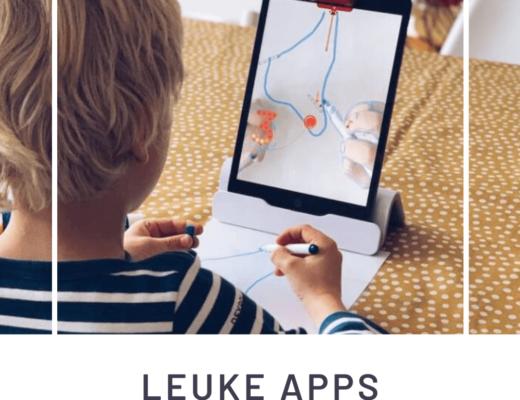 leuke apps voor kinderen - unicorns & fairytales