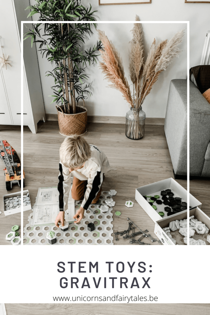 White and Black Recipes Pinterest Video Pin 17 1 683x1024 - GraviTrax / Eindeloos spelen, bouwen en uitbreiden met de interactieve kogelbaan