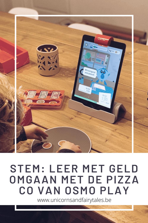 Pizza Co. Osmo Play - unicorns & fairytales
