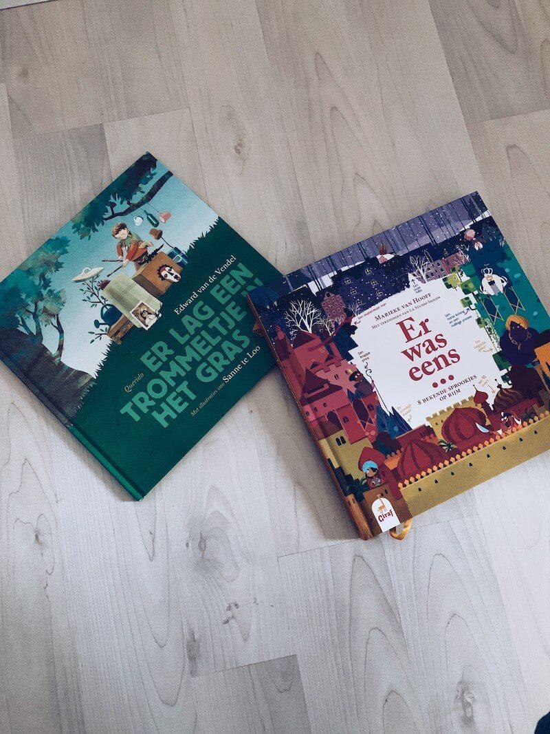 prentenboeken op rijm - unicorns & fairytales
