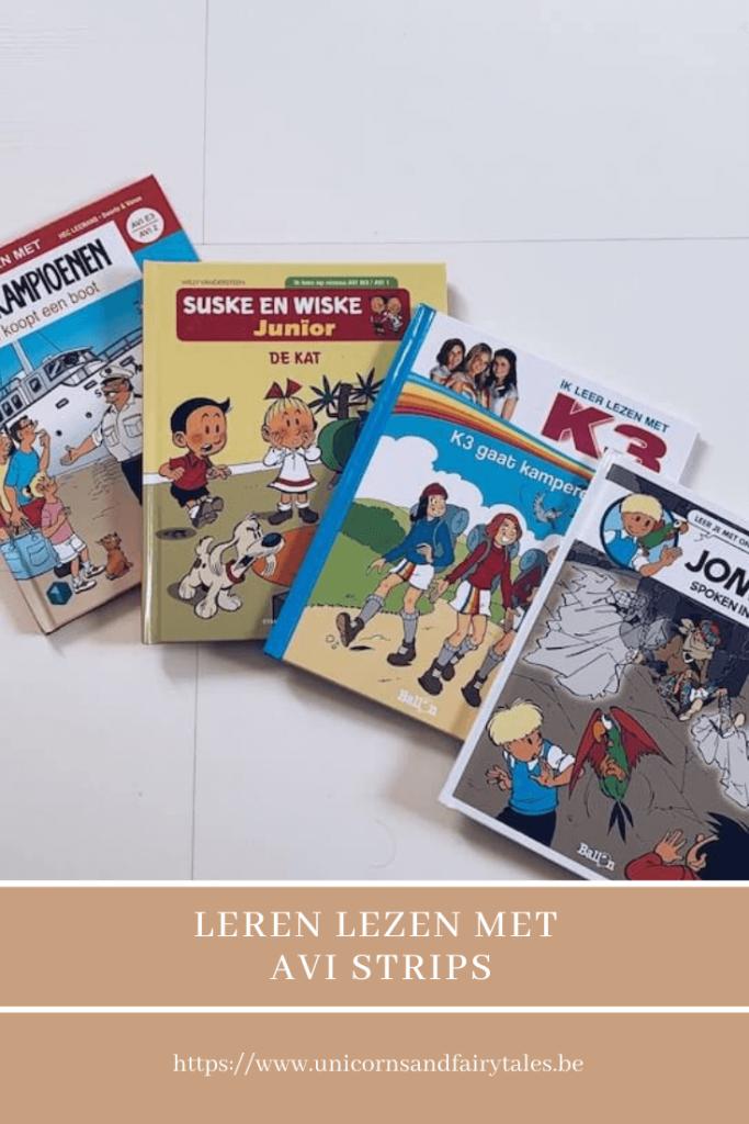 20x originele 9 2 683x1024 - Leren lezen met de bekende stripfiguren? Dat kan!