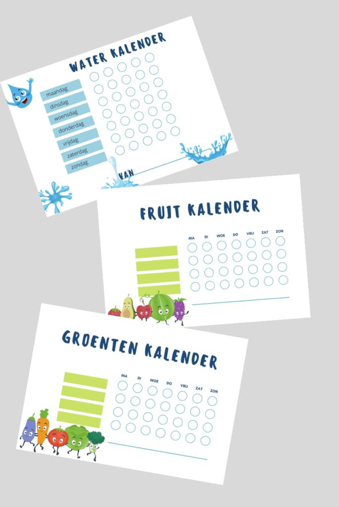 B6B09C50 5358 4DD8 85BB 8FBBE5538E07 684x1024 - Weg routine? Fruit-, water- en groentenkalender om thuis te gebruiken!