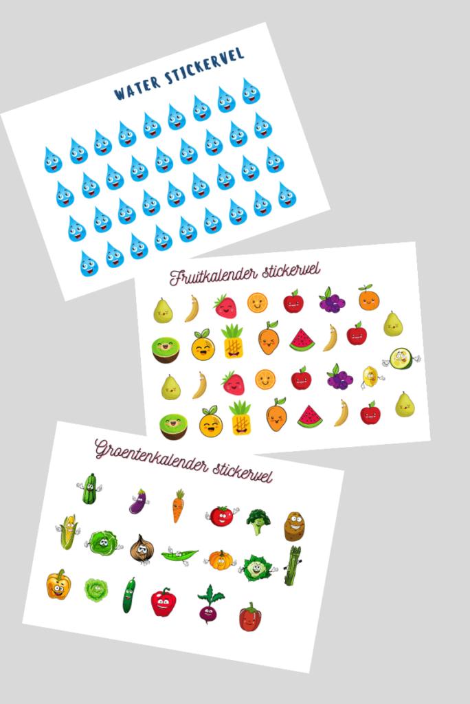 CB67D556 06F0 40D2 AB1A 6436FB7150F7 684x1024 - Weg routine? Fruit-, water- en groentenkalender om thuis te gebruiken!