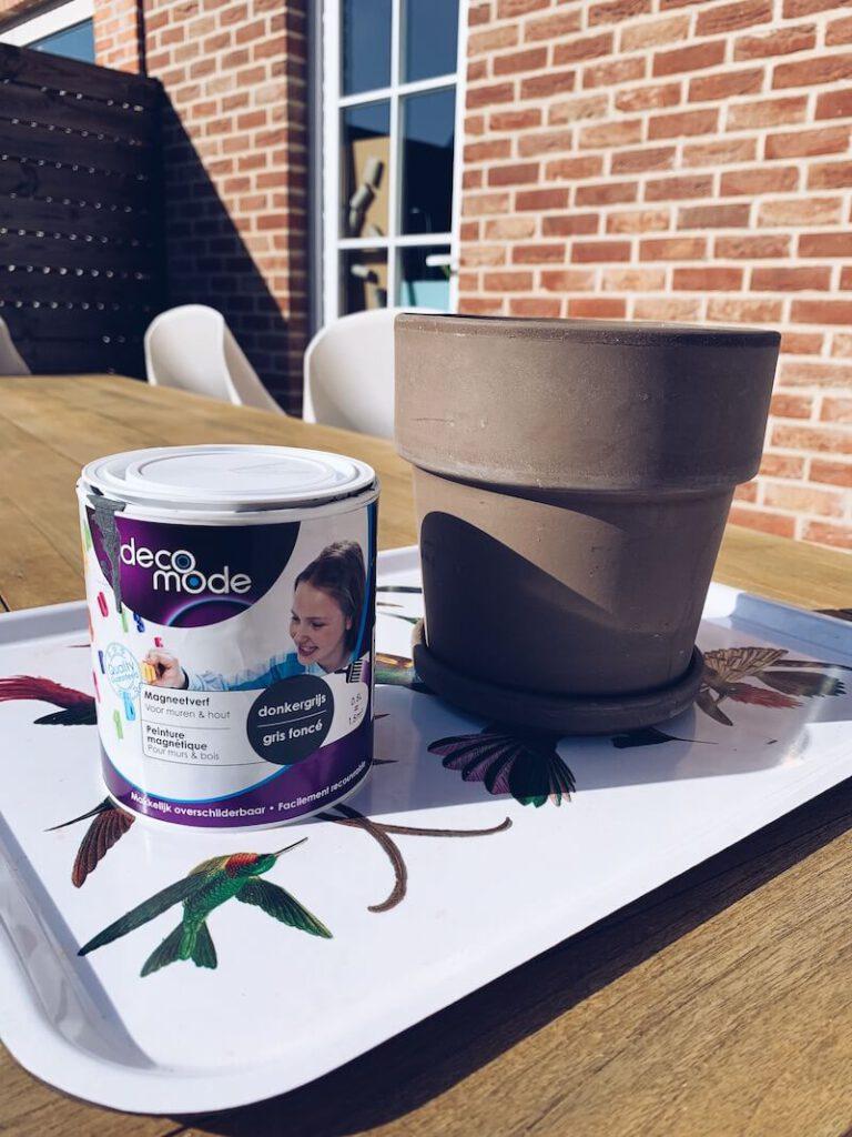 IMG 6950 768x1024 - Vaderdag cadeautip van de kinderen: gegraveerde magnetische bloempot en waardebonnen! + gratis printable