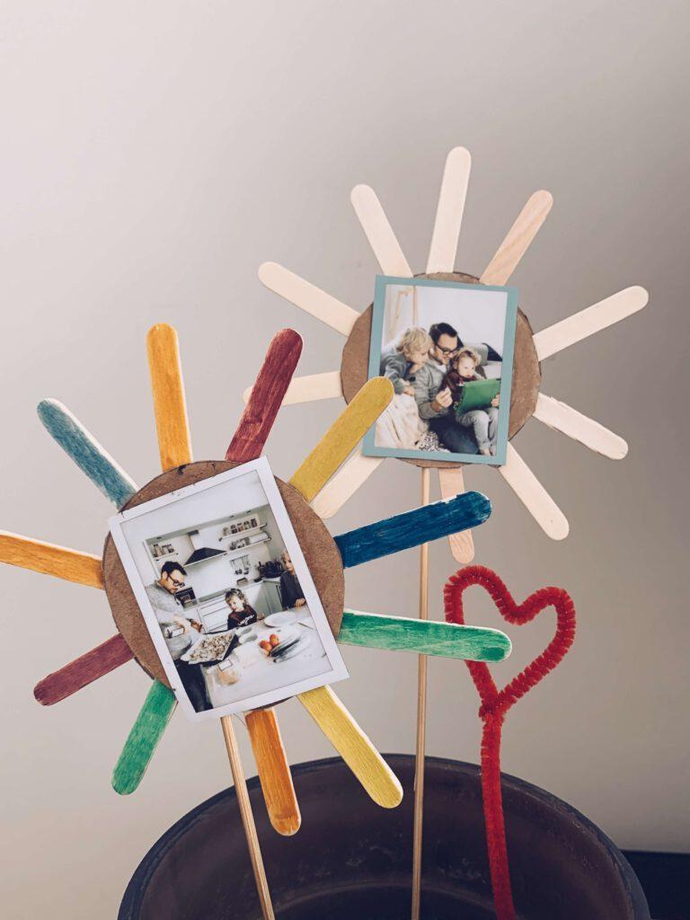 IMG 7249 768x1024 - Vaderdag cadeautip van de kinderen: gegraveerde magnetische bloempot en waardebonnen! + gratis printable