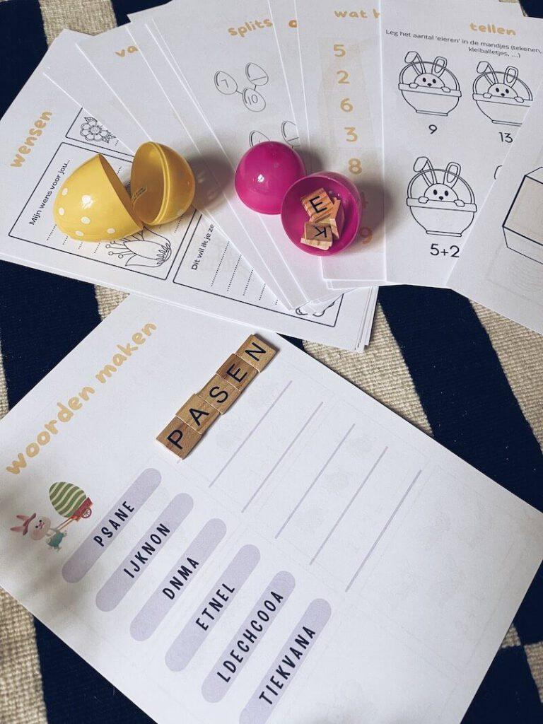 IMG 8136 768x1024 - Educatieve en leuke speurtocht Pasen voor kinderen