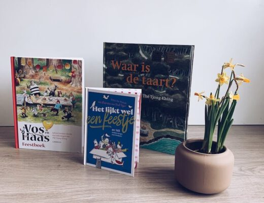 feestboeken Lannoo - unicorns & fairytales