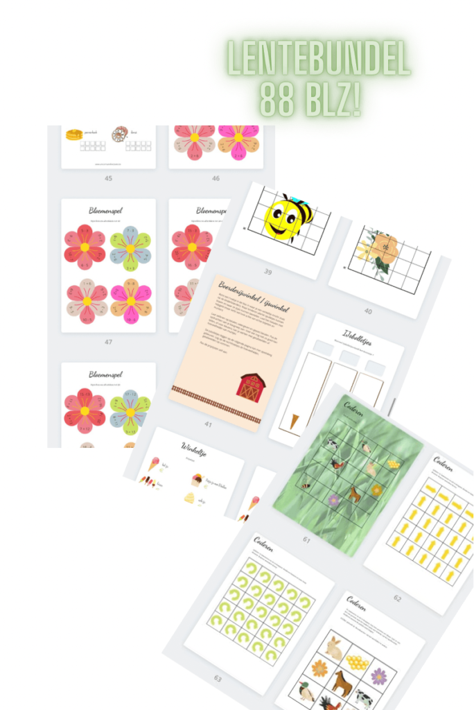 5365DE32 3943 481F B339 E139604FD762 684x1024 - Educatieve activiteiten & printables met (doe)tips tijdens de lente!