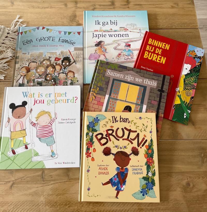 prentenboeken rond diversiteit - unicorns & fairytales