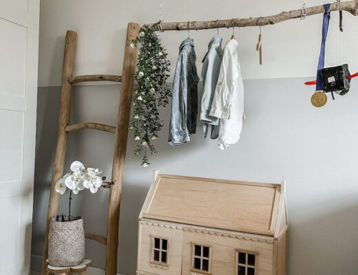 houten poppenhuis - unicorns & fairytales