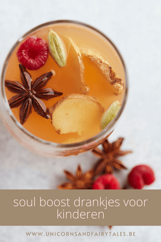 drankjes die het immuunsysteem versterken - unicorns & fairytales