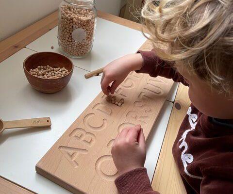 Montessori speelgoed - unicorns & fairytales
