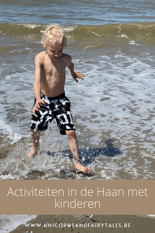 Activiteiten in de Haan met kinderen - unicorns & fairytales