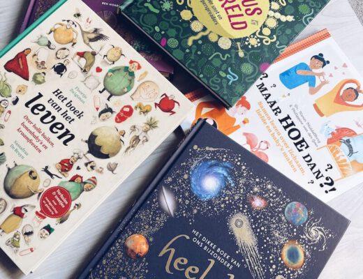 informatieve boeken voor kinderen - unicorns & fairytales