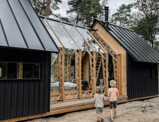 cabin anna Holenberg - unicorns & fairytales