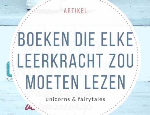 onderwijsboeken - unicorns & fairytales